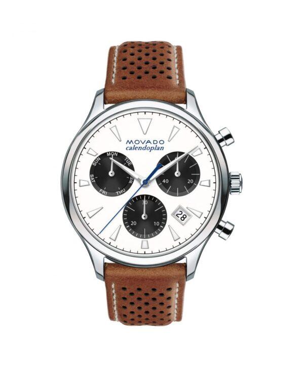 Movado Heritage Series Calendoplan Chronograph
