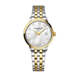 Raymond Weil Freelancer Ladies Two-Tone
