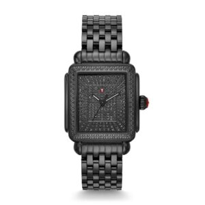 Michele Deco Noir Ultimate Pavé Diamond