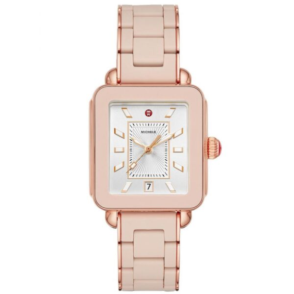 Michele Deco Sport Pink Gold Desert Rose