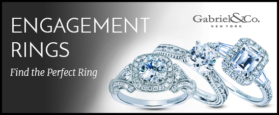 Engagement Rings by Gabriel
