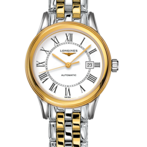 Longines Flagship Two-Tone