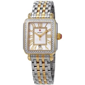 Michele Deco Madison Diamond Two-Tone