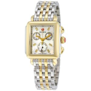 Michele Deco Non-Diamond Two-Tone