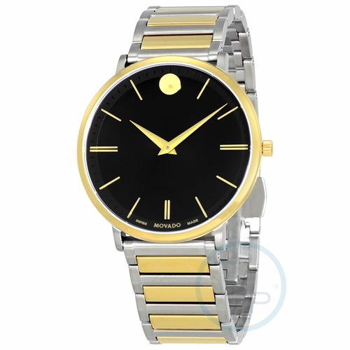 Movado Two-Tone Ultra Slim