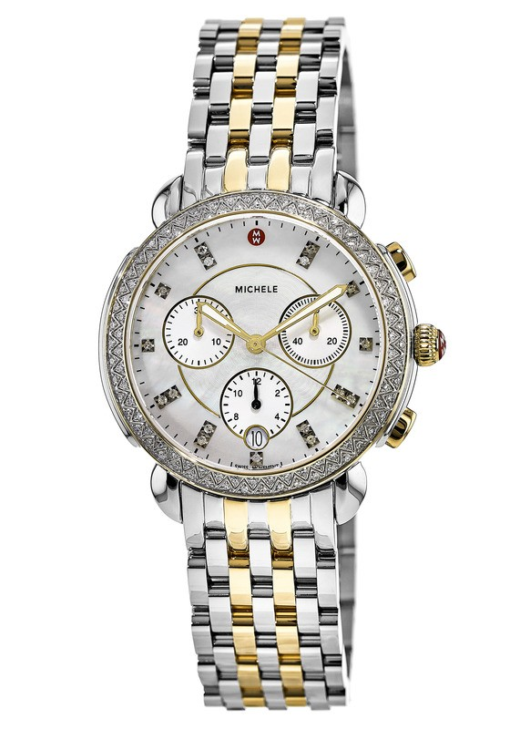 Michele Sidney Diamond Two-Tone